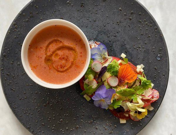 spicy gazpacho recipe