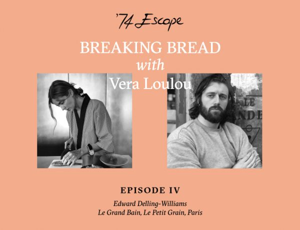 vera loulou Edward Delling Williams breaking bread